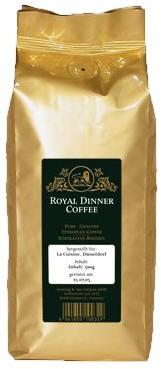 Royal Dinner Coffee ganze Bohne