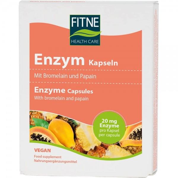 Fitne Enzym Kapseln