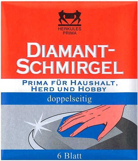Herkules Diamant-Schmirgel Blätter