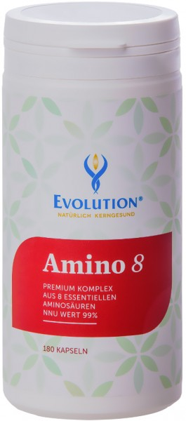 Evolution Amino 8 Kapseln