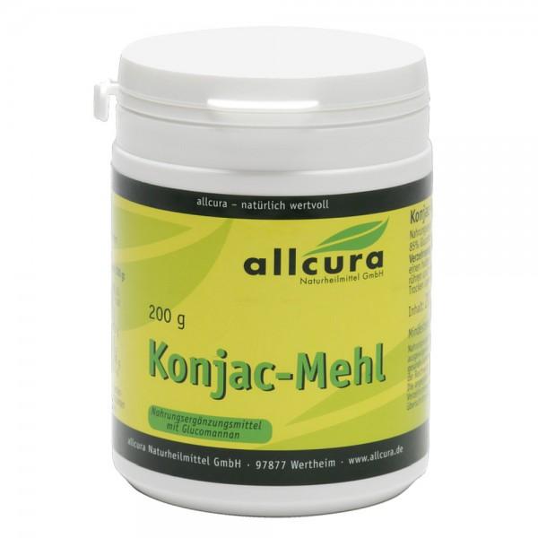 Allcura Konjac-Mehl