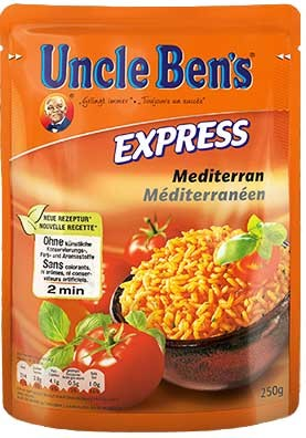 Uncle Ben's Express Mediterran