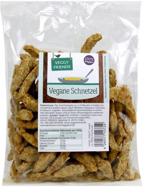 Veggy Friends Vegane Schnetzel