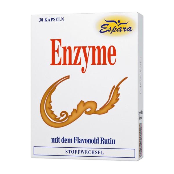 Espara Enzyme Kapseln