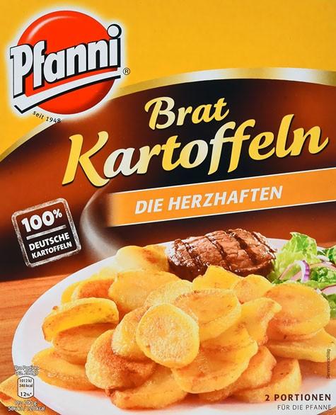 Pfanni Bratkartoffeln 'Die Herzhaften'