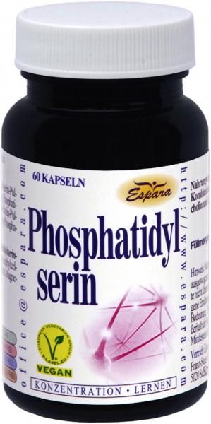 Espara Phosphatidylserin Kapseln
