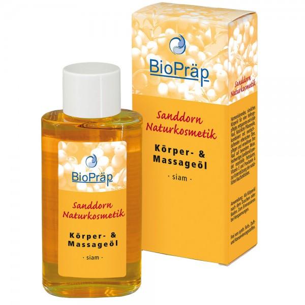 BioPräp Körper- & Massageöl siam