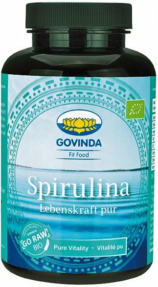 Govinda Bio Spirulina Tabs