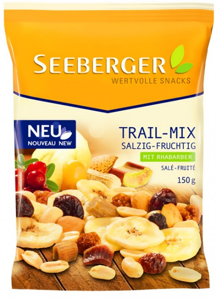 Seeberger Trail-Mix