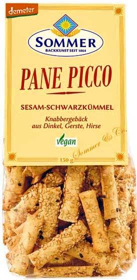 Sommer Bio Pane Picco Sesam