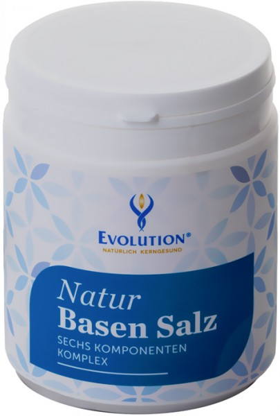 Evolution Natur Basen Salz