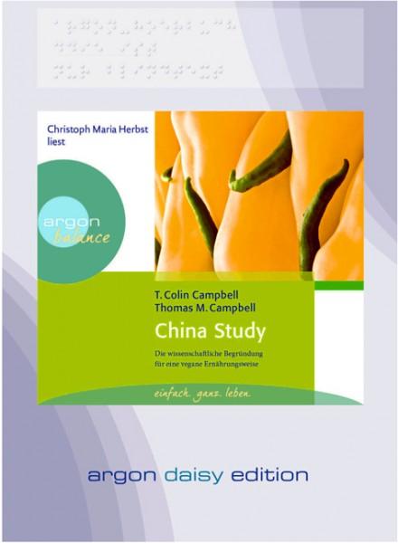 China Study (interaktives Hörbuch)