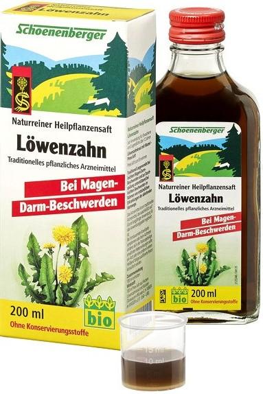 Schoenenberger Bio Löwenzahn Saft