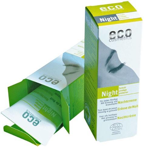 eco cosmetics Nachtcreme