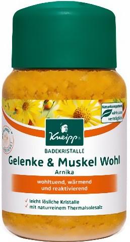 Kneipp Badekristalle Gelenke & Muskel Wohl Arnika