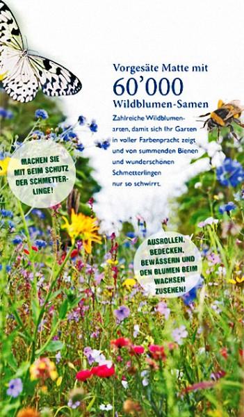 Gromat Wildblumenmatte 3m x 0,45m