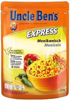 Uncle Ben's Express Mexikanisch