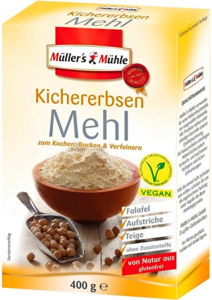 Müllers Mühle Kichererbsen Mehl