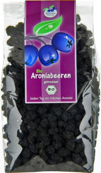 Aronia Original Bio Aronia Beeren getrocknet