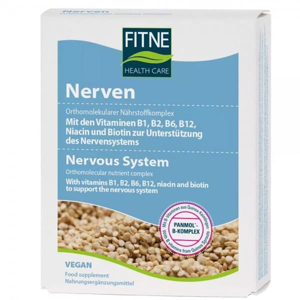 Fitne Nährstoffkomplex Nerven Kapseln
