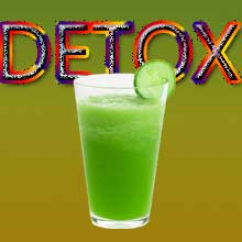 Entschlackung & Detox