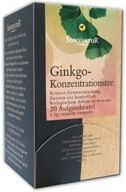 Sonnentor Bio Ginkgo Konzentrations-Tee Beutel