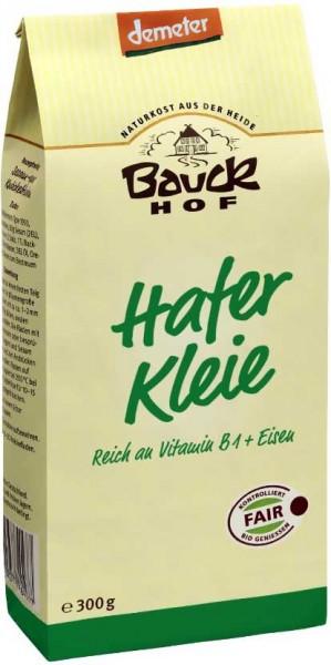 Bauckhof Bio Haferkleie