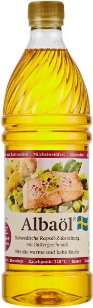 Albaöl Speiseöl mit Buttergeschmack