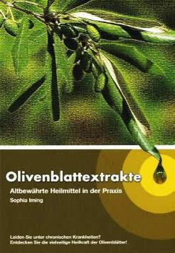 Olivenblattextrakte