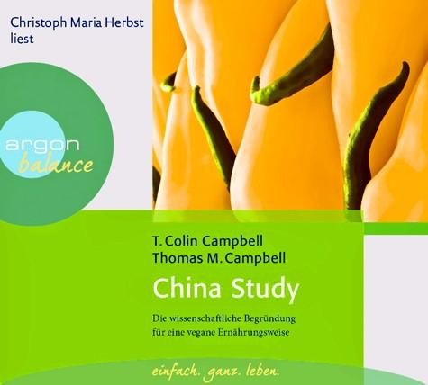 China Study (Hörbuch, 3 CD's)