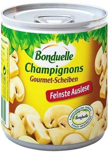 Bonduelle Champignons Gourmet-Scheiben